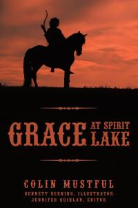 Grace at Spirit Lake cover