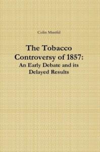 Tobacco Controversy cover