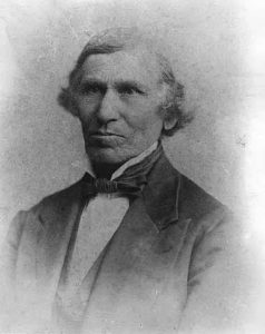 Clement Beaulieu around 1890 (Minnesota Historical Society)