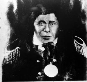 Chief Buffalo (Wisconsin Historical Society)
